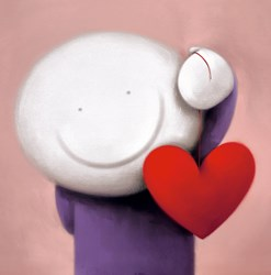 Everything For You by Doug Hyde - Limited Edition on Paper sized 14x14 inches. Available from Whitewall Galleries
